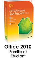 Microsoft office famille et tudiant 2010 vous offre tout - Office famille et etudiant 2010 3 postes ...